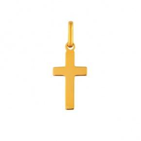 Petite croix polie