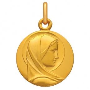 Médaille Virgo maria