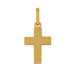 Pendentif croix large