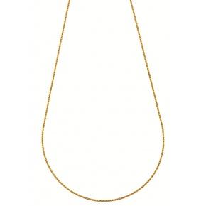 Chaîne forçat - 9 carats- 45cm 1.8gr
