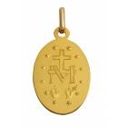 Médaille miraculeuse or 9 carats