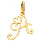 Pendentif initiale A