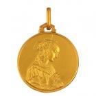 Médaille Vierge de Lippi