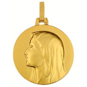 Médaille Vierge classique profil