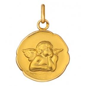 Médaille Ange reveur