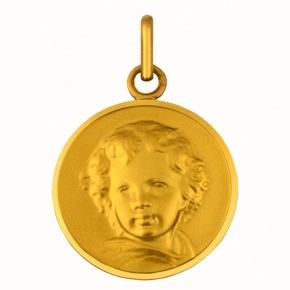 Médaille Visage d'ange